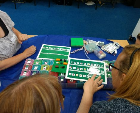 Lego Therapy Training online booking