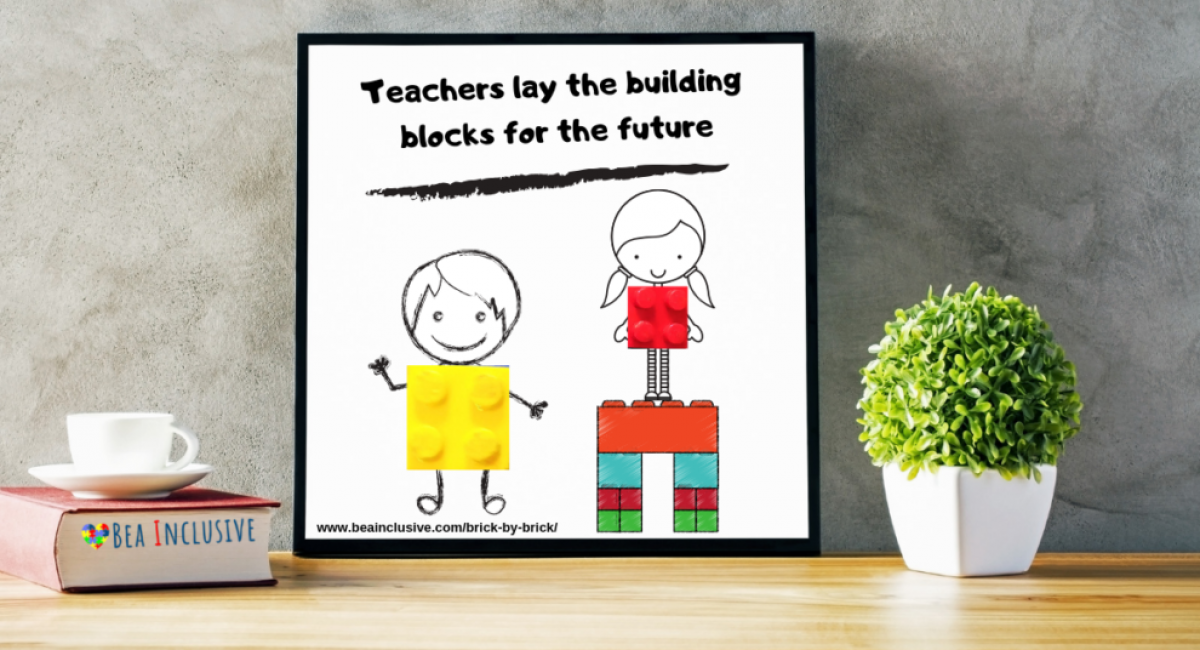 Teachers lay the building blocks for the future